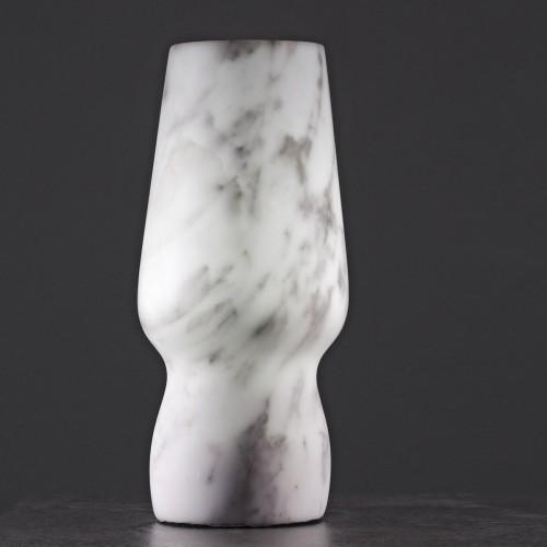 DALI' lampada in marmo di Carrara